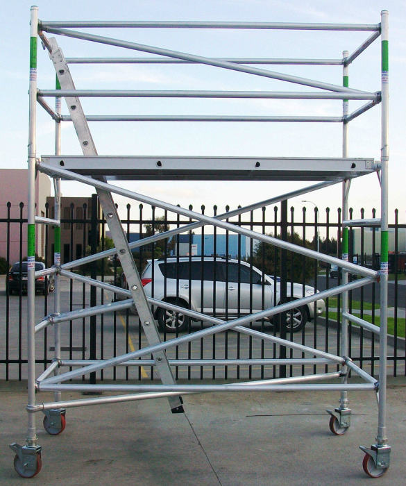 Aluminium Scaffold For Hire & Sale - Scaff Connect