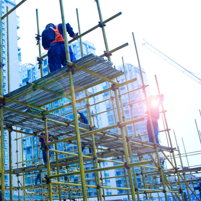 Scaffolding Hire Prices -