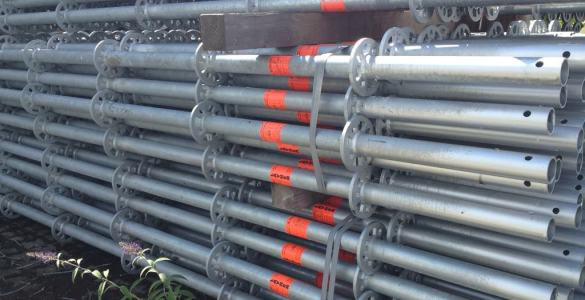 Used scaffolding - Aluminium Scaffold For Hire & Sale - Scaff Connect